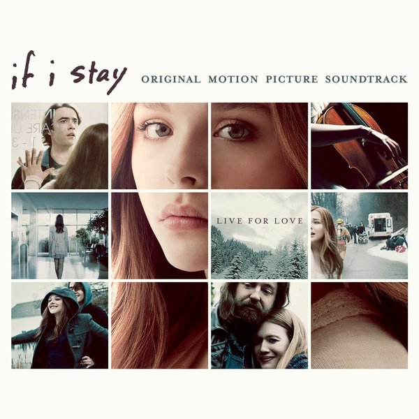 If I Stay (Heitor Pereira) en CD