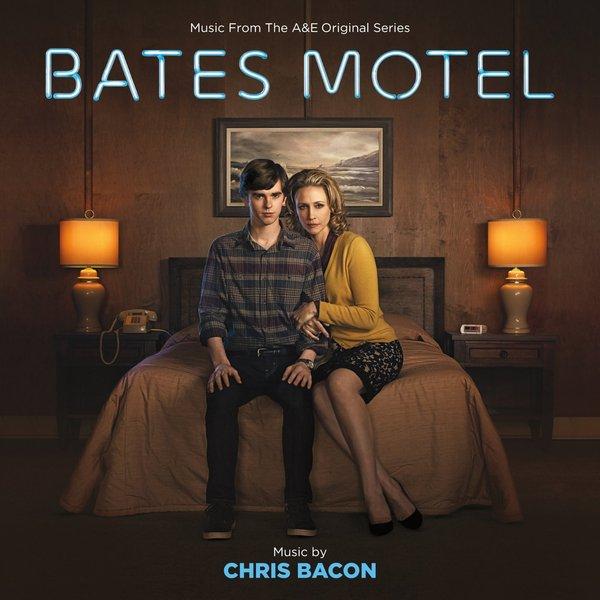 Bates Motel, Detalles del álbum