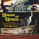 Vuelve House of Usher, de Les Baxter, en Intrada
