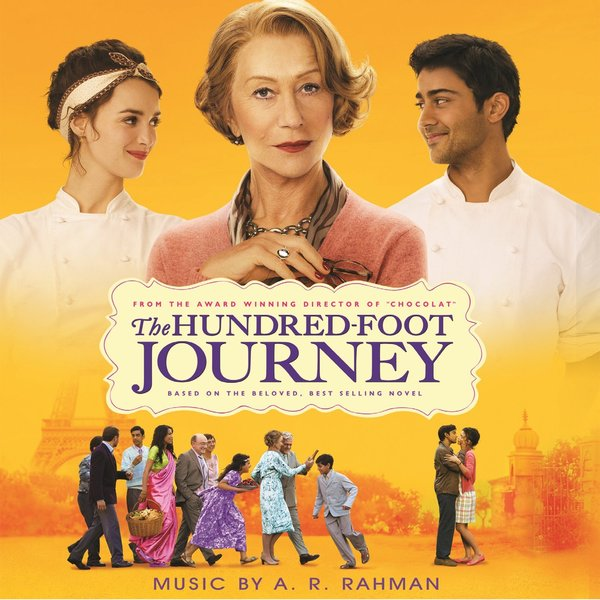 The Hundred-Foot Journey, Detalles del álbum