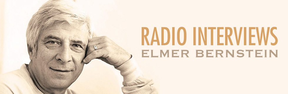 Remembering Elmer: Radio Interviews