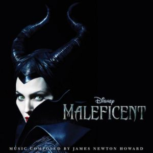 Carátula BSO Maleficent - James Newton Howard