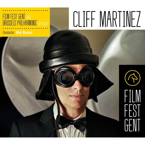 Cliff Martinez At Film Festival Gent