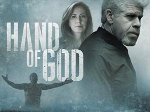Piloto de Hand of God para Marc Streitenfeld