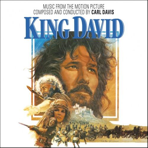 King David de Carl Davis, en Quartet