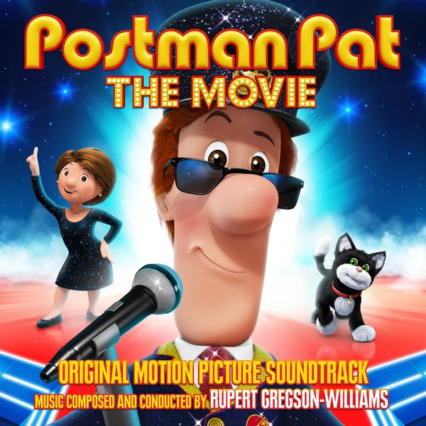 Postman Pat: The Movie, Detalles del álbum