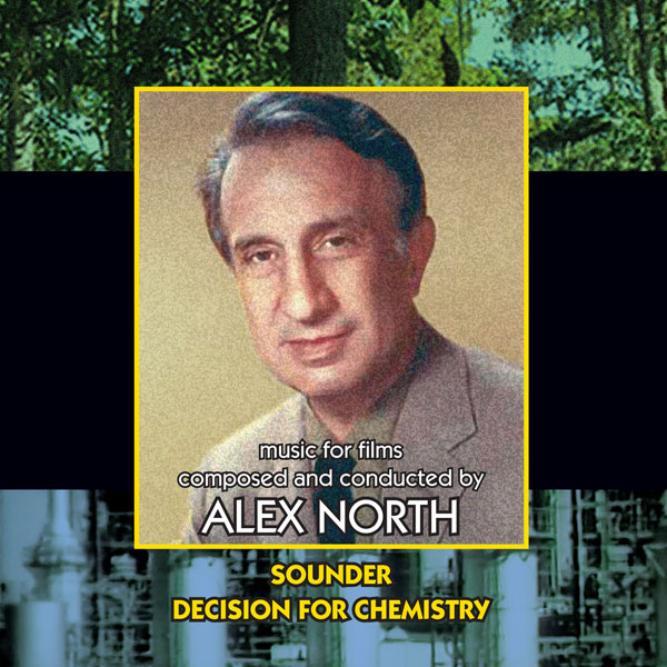 Alex North por partida doble en Intrada
