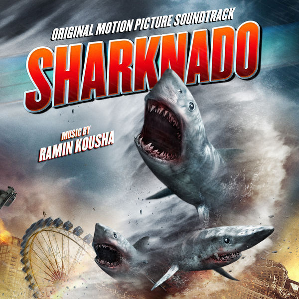 Sharknado, Detalles del álbum