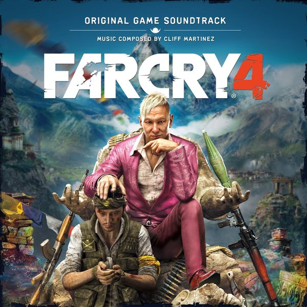 Far Cry 4, Detalles del álbum