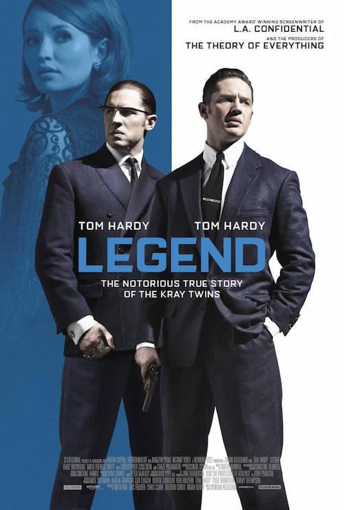 Carter Burwell en el thriller Legend