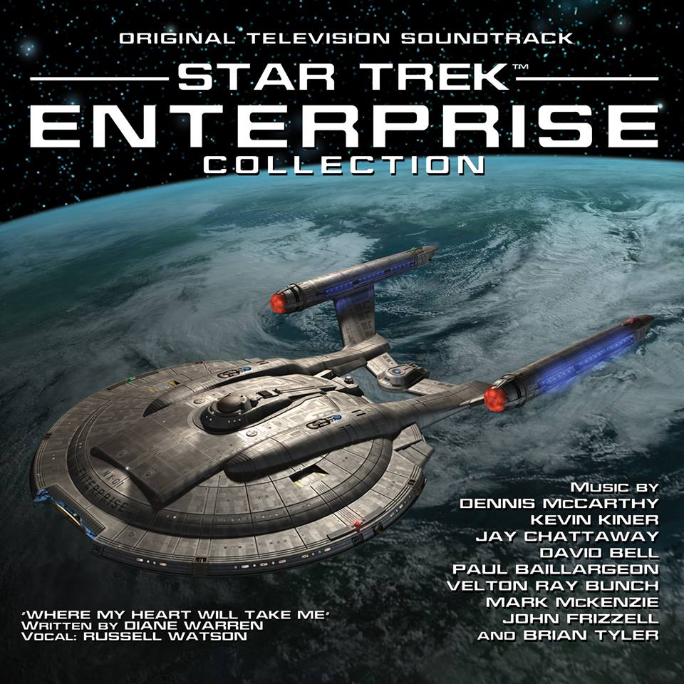 Box Set Star Trek Enterprise en La-La Land
