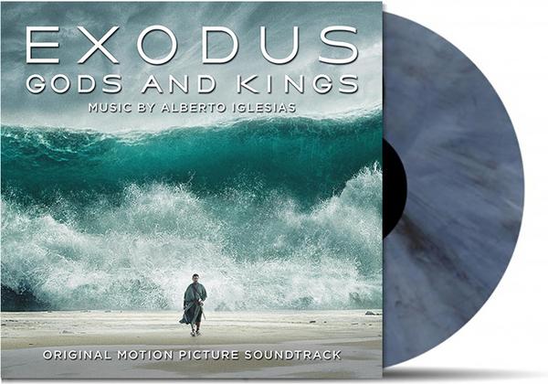 Exodus: Gods and Kings, Detalles del LP