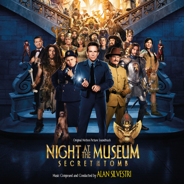 Night at the Museum: Secret of the Tomb, Detalles