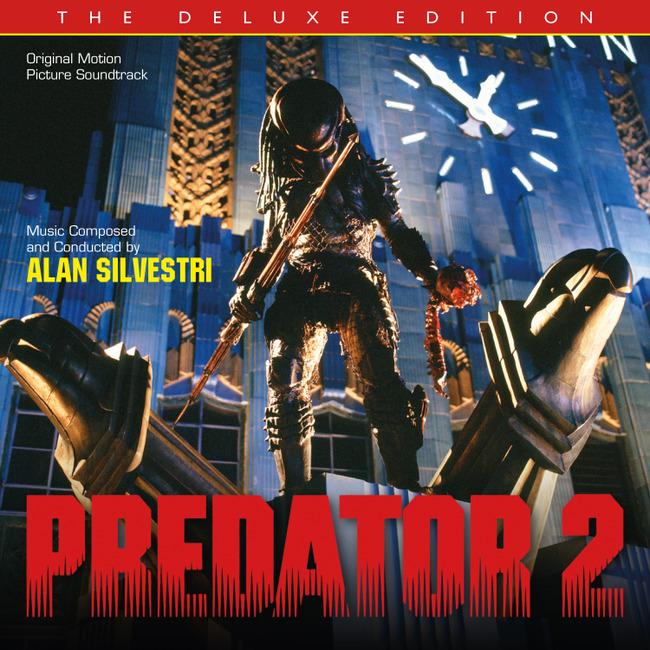 Predator 2 Deluxe Edition (Silvestri) Varèse