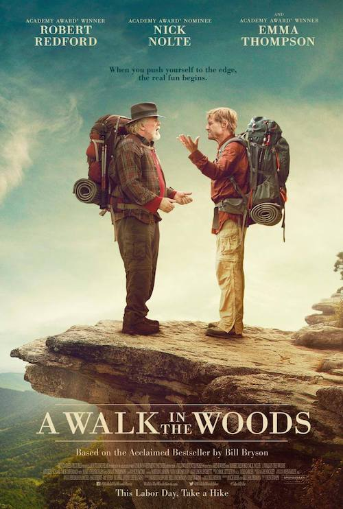 Nathan Larson en A Walk in the Woods