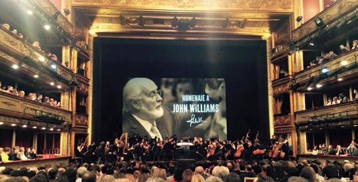 Homenaje a John Williams: Madrid 2014