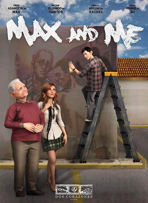 Mark McKenzie en Max & Me