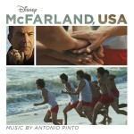 McFarland, USA, Detalles del álbum