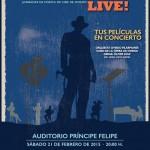 Programa del Concierto: Oviedo Film Music Live!