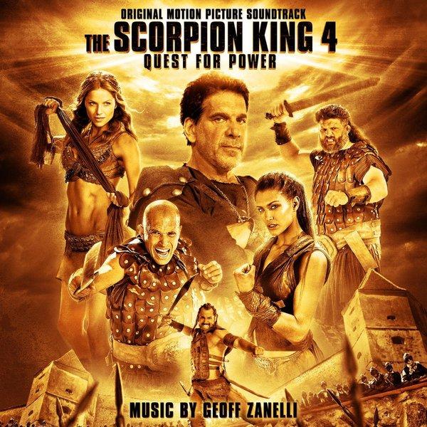 The Scorpion King 4, Detalles del álbum