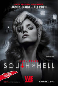 Póster South of Hell
