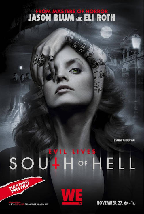 Nathan Barr en South of Hell