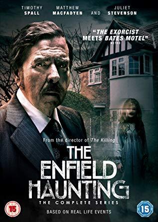 Benjamin Wallfisch en The Enfield Haunting