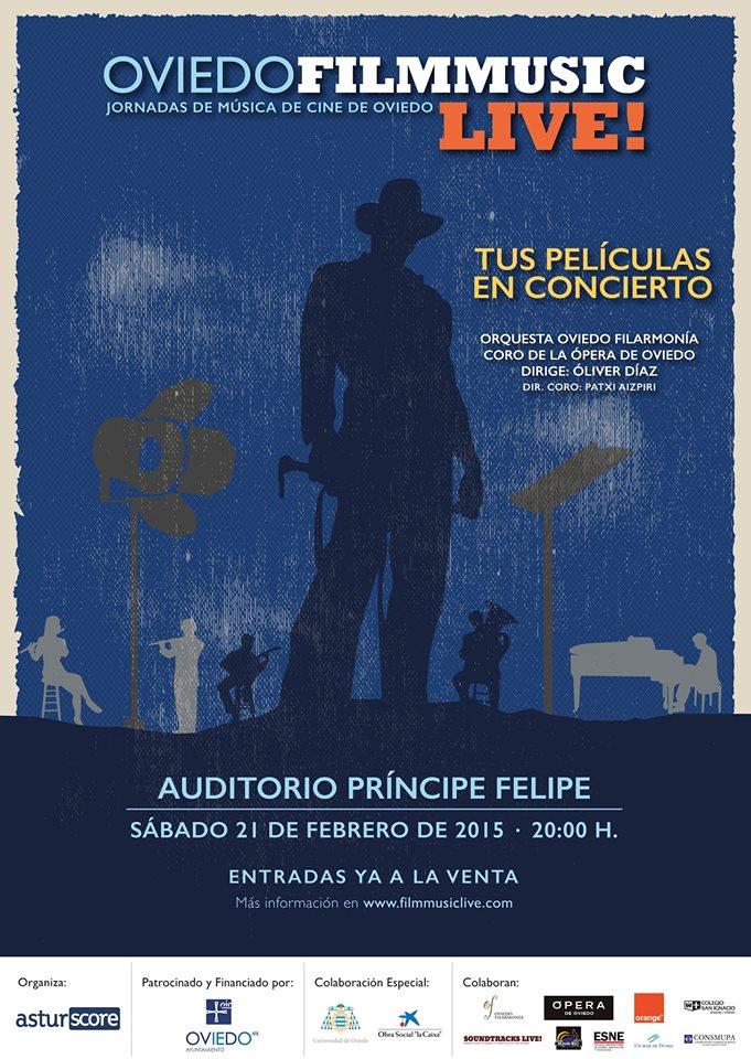 Crónicas: Oviedo FilmMusic Live!