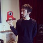 Mario Viñuela gana el Premio AMAS
