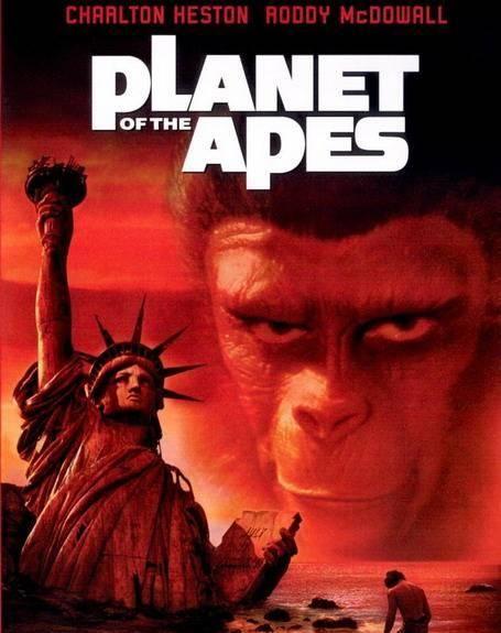 La Saga del Planeta de los Simios