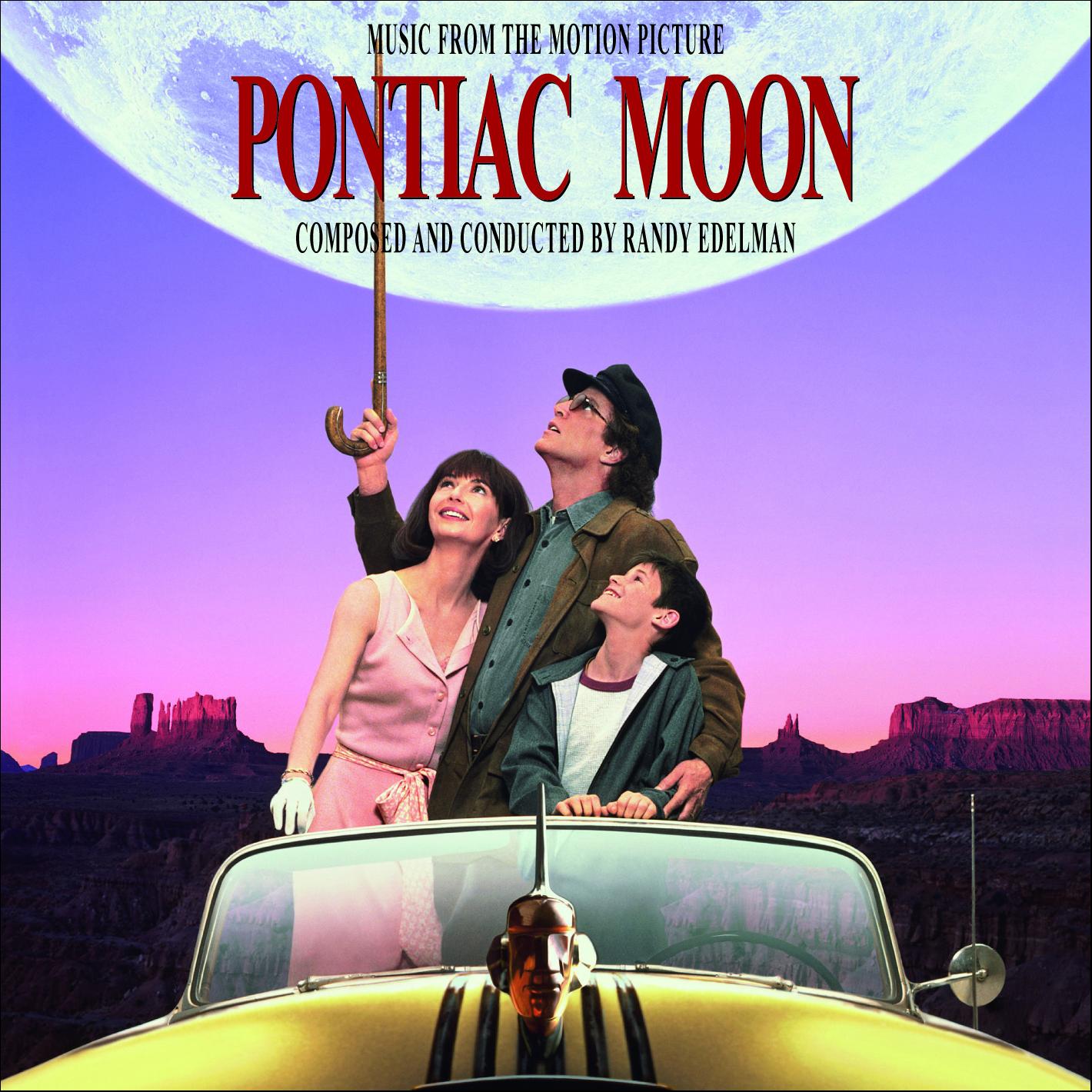 Pontiac Moon, Detalles del álbum