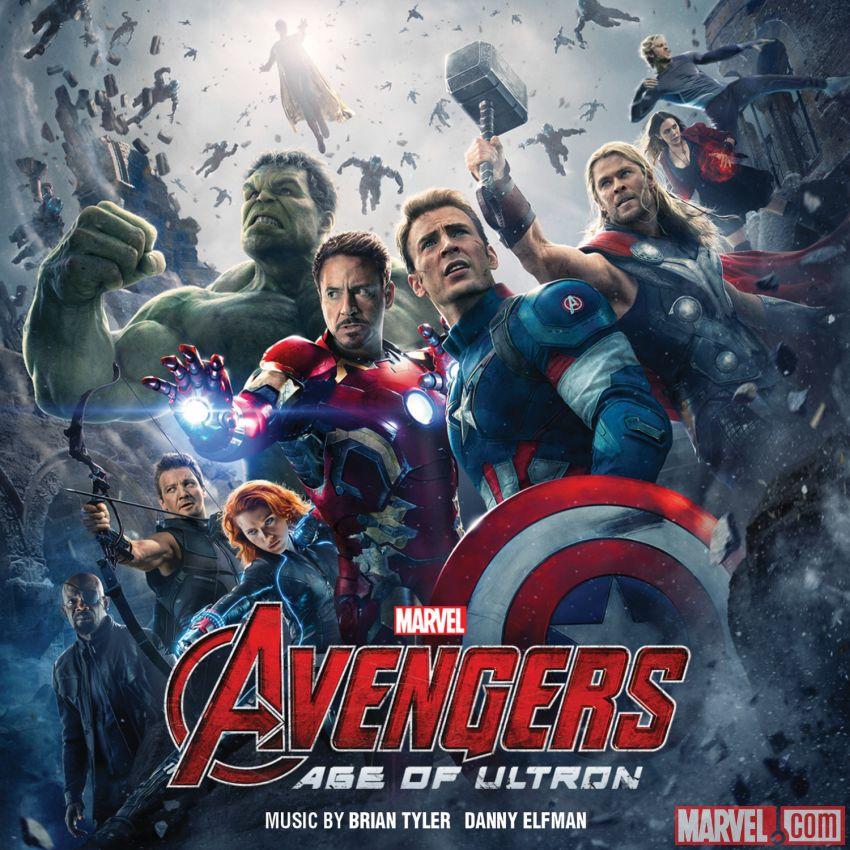 Avengers: Age of Ultron, Detalles del álbum