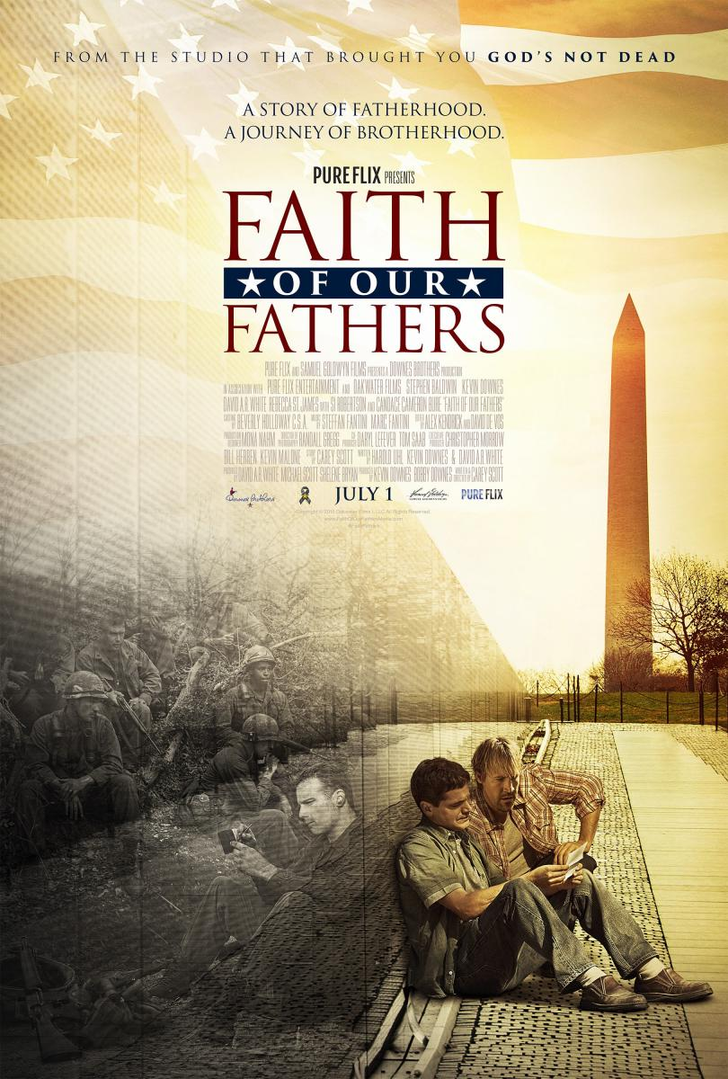 Marc y Steffan Fantini en Faith of Our Fathers