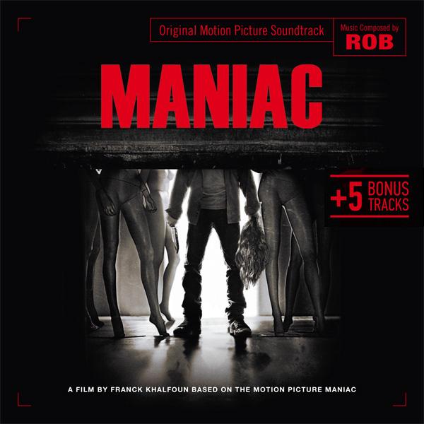 Maniac, Detalles del álbum