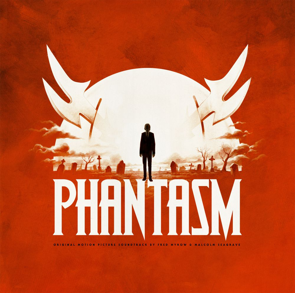 Phantasm, Detalles del LP