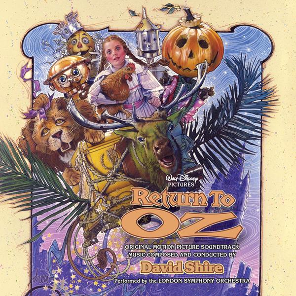 Intrada Regresa a Oz de la mano de David Shire