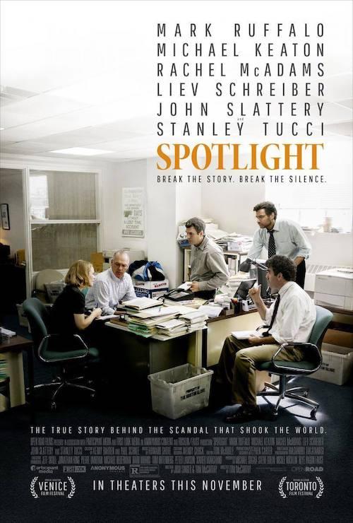 Howard Shore en Spotlight
