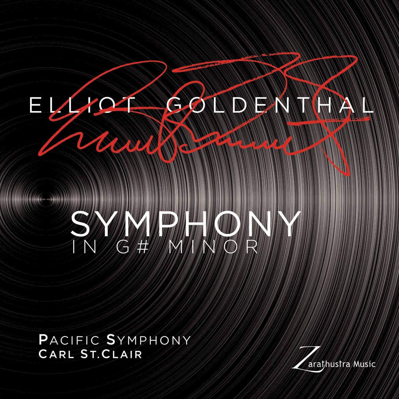 Se edita Symphony in G-Sharp Minor (Elliot Goldenthal)