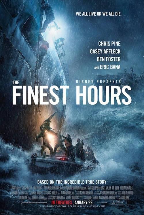 Carter Burwell en The Finest Hours
