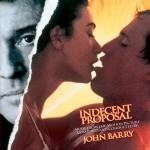 Indecent Proposal de John Barry, en Intrada