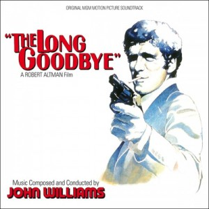 Carátula BSO The Long Goodbye - John Williams