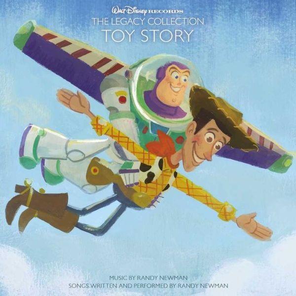 Toy Story, Detalles del álbum