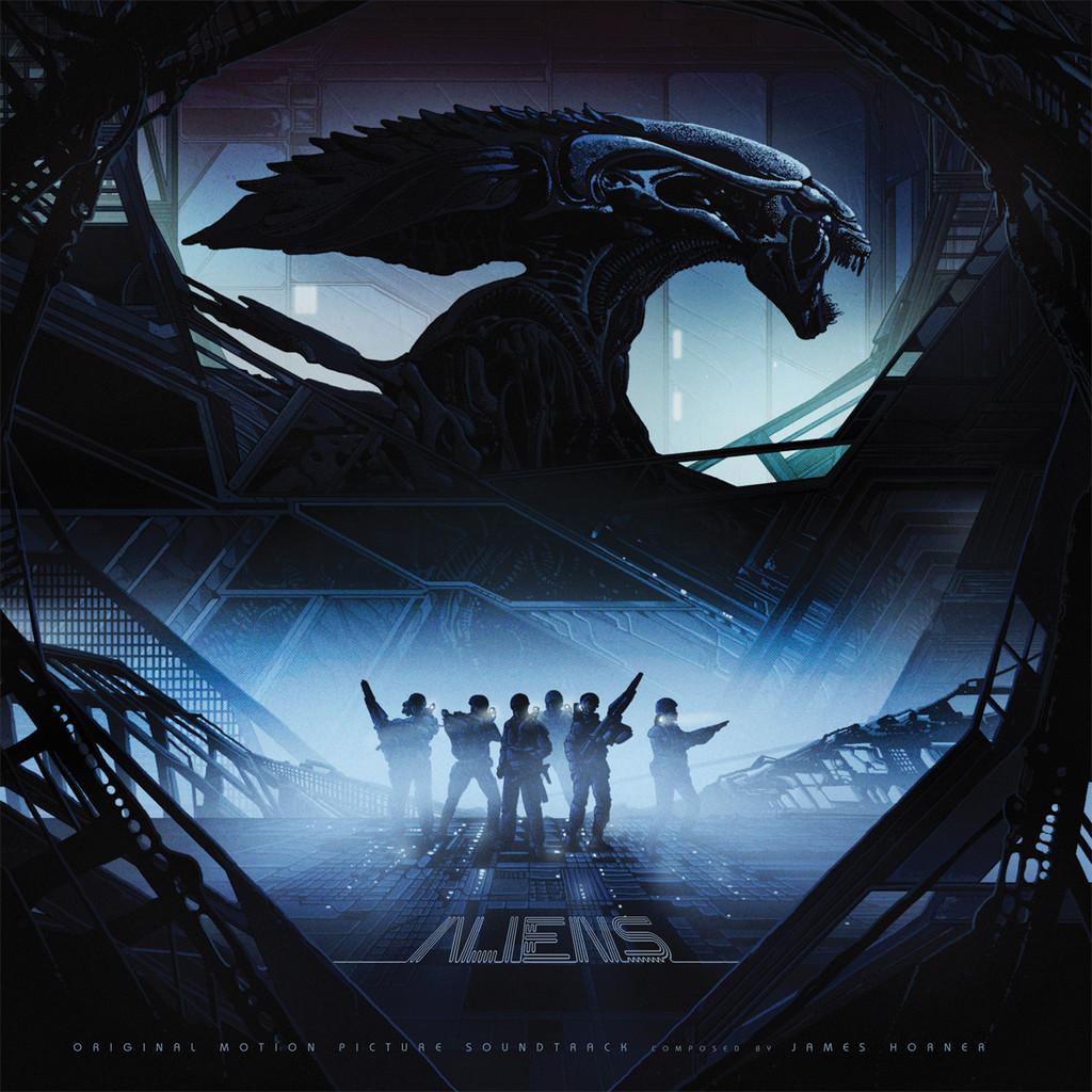 Aliens, Detalles del LP