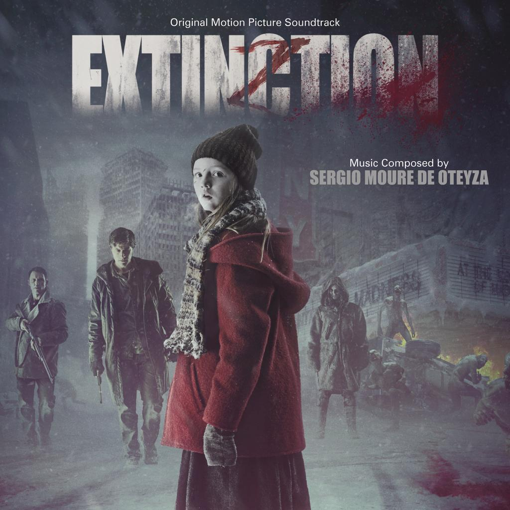 Details of Extinction by Sergio Moure (Exclusive Interview)