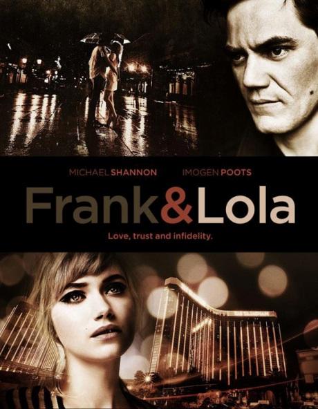 Danny Bensi y Saunder Jurriaans en Frank & Lola