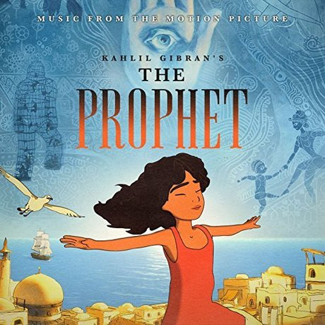 Kahlil Gibran's The Prophet, Detalles del álbum