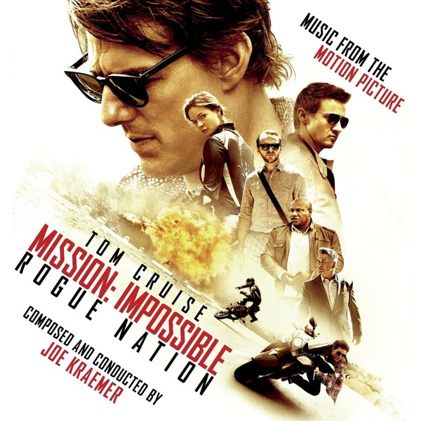 Mission: Impossible – Rogue Nation (Versus)