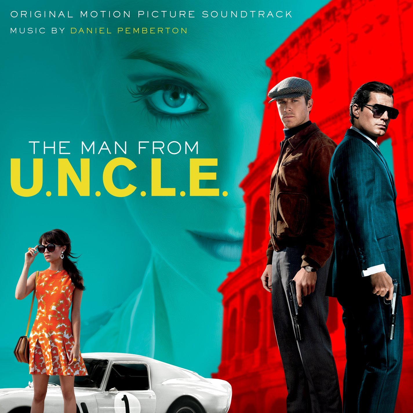 The Man From U.N.C.L.E (Versus)