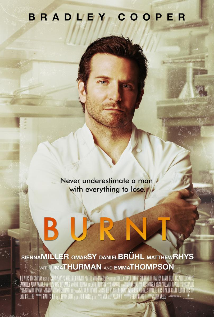 Rob Simonsen en Burnt