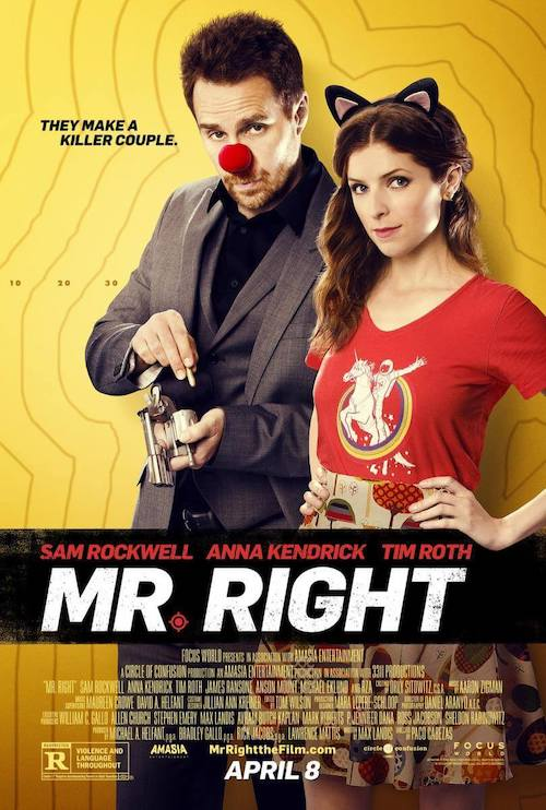 Aaron Zigman en Mr. Right